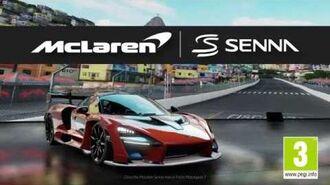 Forza Motorsport 7 - McLaren Senna - Trailer