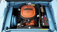 FH3 Dodge Charger Daytona Engine