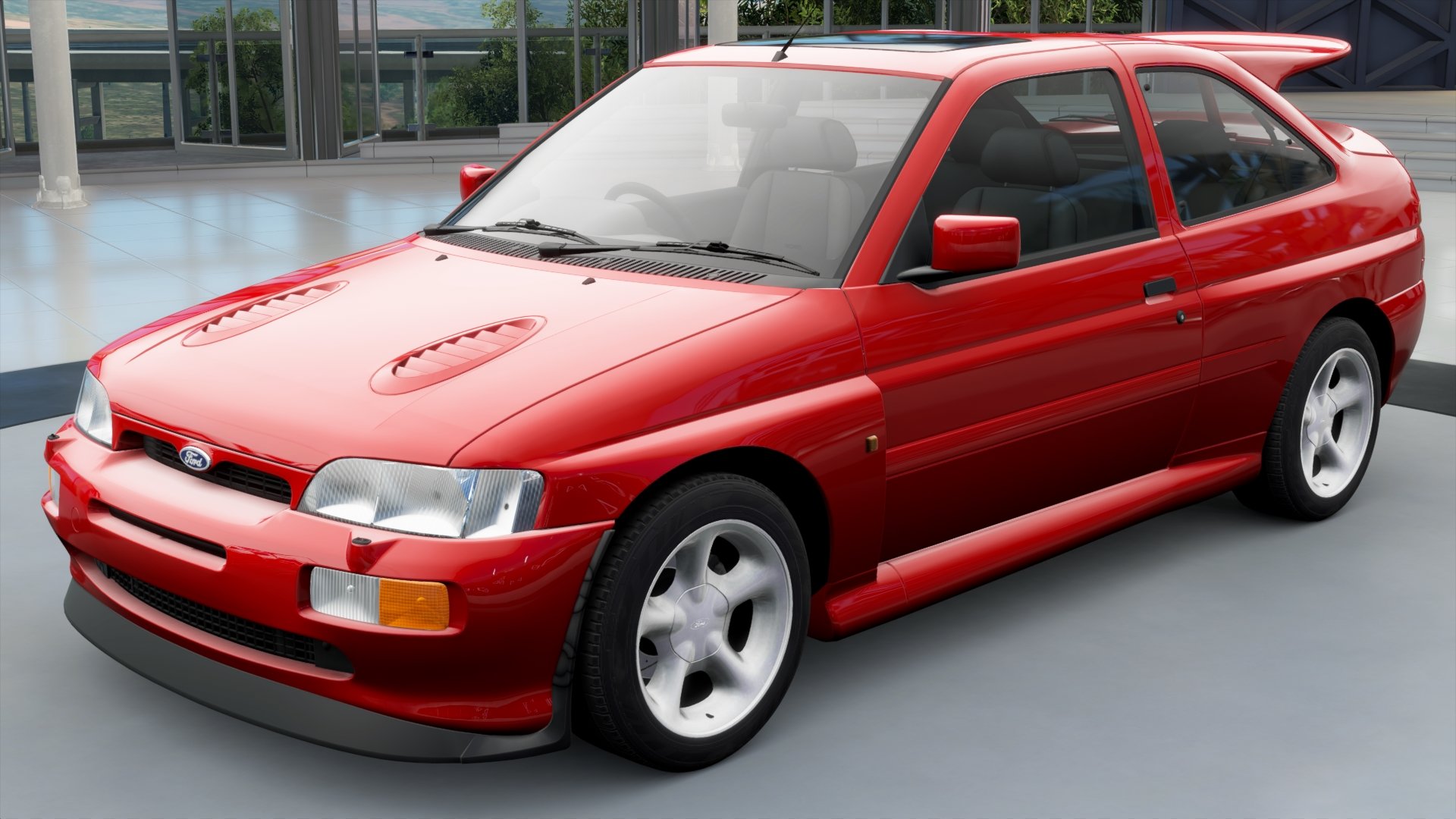 Ford Escort RS Cosworth Forza Motorsport Wiki