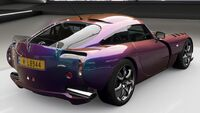 FH4 TVR Sagaris Rear