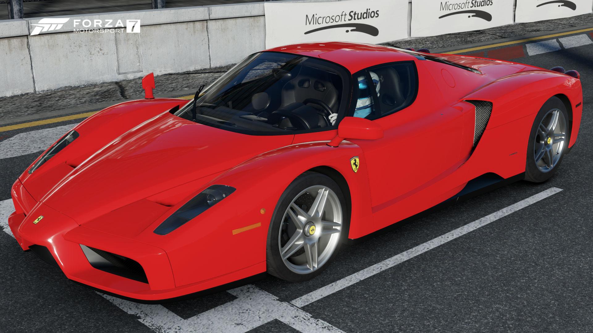 Ferrari Enzo Ferrari Forza Motorsport Wiki Fandom