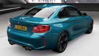 FH4 BMW M2 Coupe Rear