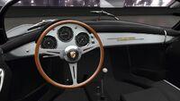 FH4 Porsche 356 57 Interior
