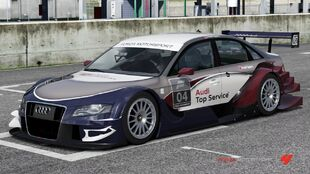 Audi #04 A4 Touring Car in Forza Motorsport 4