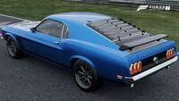 FM7 Ford Mustang FE Rear