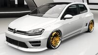 FH4 VW Golf 14 Upgrade Front