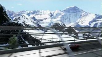 The Making of Forza Motorsport 4 The Bernese Alps