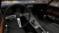 FH3 Chevy Corvette 70 Interior