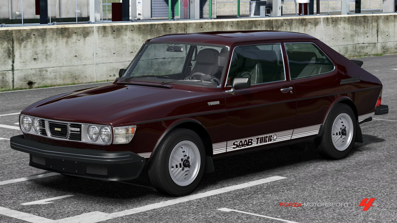 saab 99 turbo forza motorsport wiki fandom powered by wikia. Black Bedroom Furniture Sets. Home Design Ideas