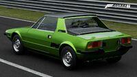 FM7 Fiat X1-9 Rear