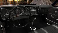 FH3 Chevy El Camino Interior