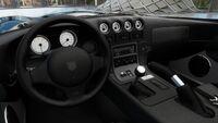 FH3 Dodge Viper 99 Interior
