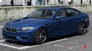 FM4 BMW M5-F10