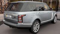 FH3 LR Range Rover 14 Rear