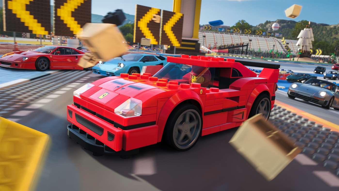 LEGO Speed Champions Ferrari F40 Competizione | Forza