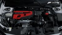 FM7 Honda Civic 18 Engine