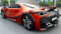 FH3 GTA Spano 16 Rear