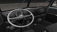 FH4 VW Type 2 Interior
