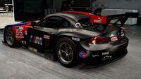 FM6A BMW 55 Z4 GTE Rear