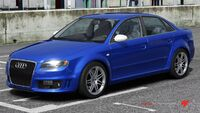 FM4 Audi RS4-2006