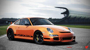 Porsche 911 GT3 RS in Forza Motorsport 4