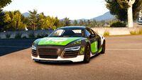 FH2 Audi TeamForza R8