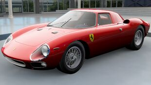 The Ferrari 250LM in Forza Horizon 3