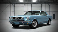 FM4 Ford Mustang 65