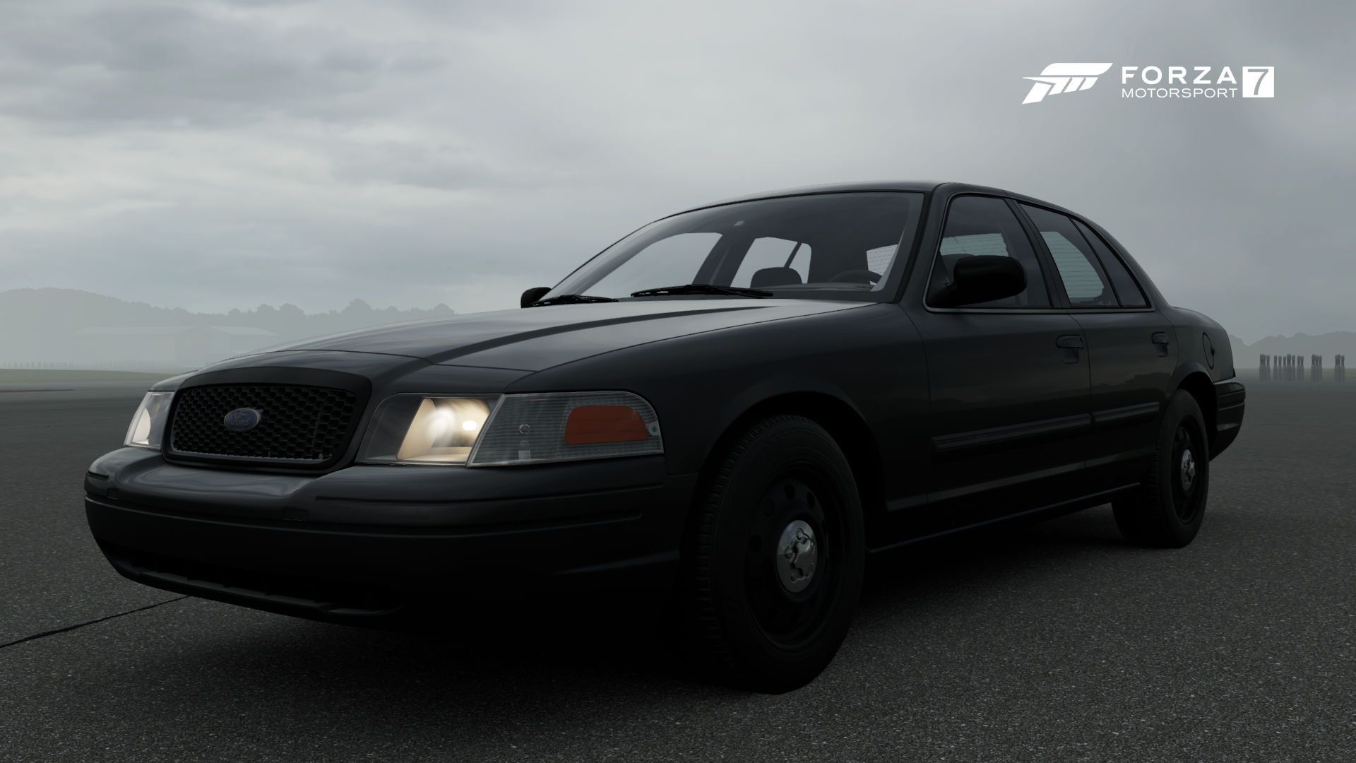 ford crown victoria police interceptor forza motorsport wiki fandom powered by wikia. Black Bedroom Furniture Sets. Home Design Ideas