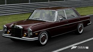 1972 Mercedes-Benz 300 SEL 6.3 in Forza Horizon 3