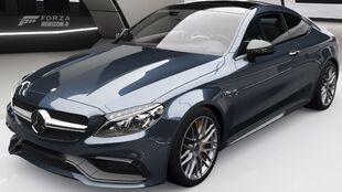 Mercedes-AMG C 63 S Coupé in Forza Horizon 4