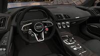 FH3 Audi R8 16 Interior