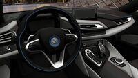 FH3 BMW i8 Interior