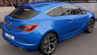 FH3 Vauxhall Astra VXR Rear