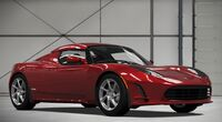 FM4 Tesla Roadster Sport