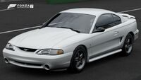 FM7 Ford Mustang 95 Front