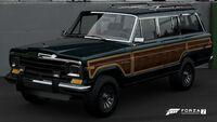 FM7 Jeep Wagoneer Front