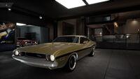 FS Dodge Challenger 70 Front