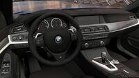 FH3 BMW M5 12 Interior
