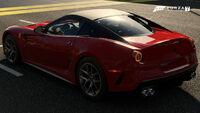 FM7 Ferrari 599 GTO Rear