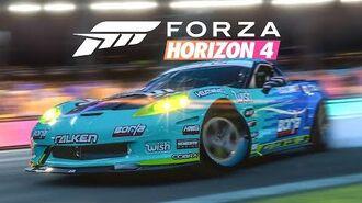 Forza Horizon 4 Series 21 - Formula Drift 777 Chevrolet Corvette