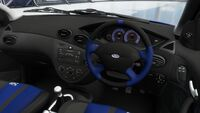 FH3 Ford Focus 03 Interior