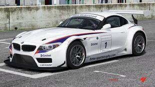 BMW Z4 GT3 in Forza Motorsport 4