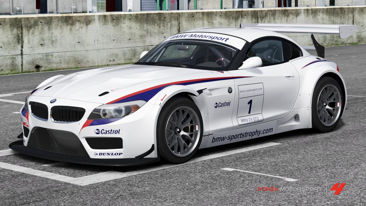 Forza 7 Car List >> BMW Z4 GT3 | Forza Motorsport Wiki | Fandom