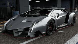 The 2013 Lamborghini Veneno in Forza Motorsport 7
