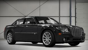 Chrysler 300C SRT-8 in Forza Motorsport 4