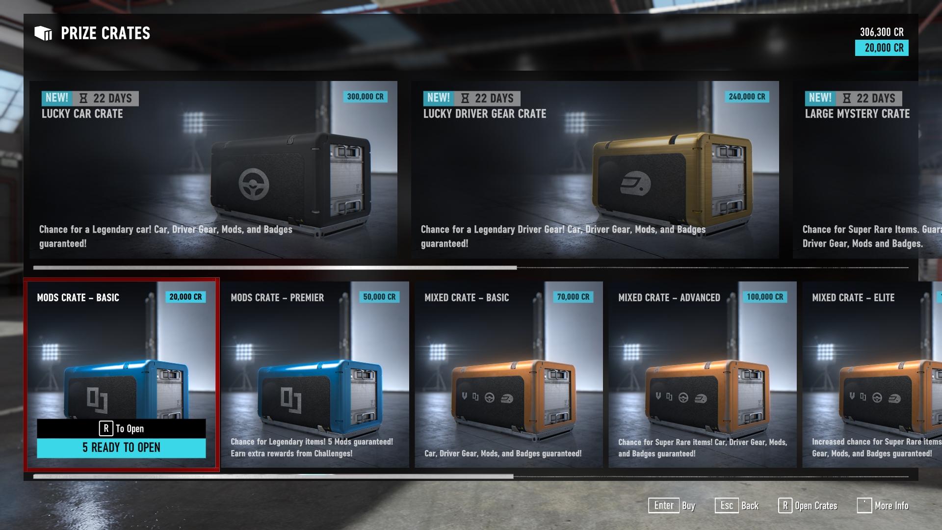 「loot box forza」の画像検索結果