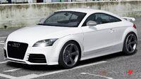 FM4 Audi TT RS Coupe