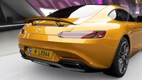FH4 M-B AMG GT S Active Spoiler