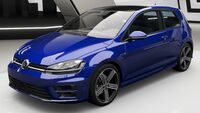 FH4 VW Golf 14 Front